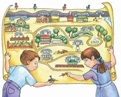 maps project mrs neufeld